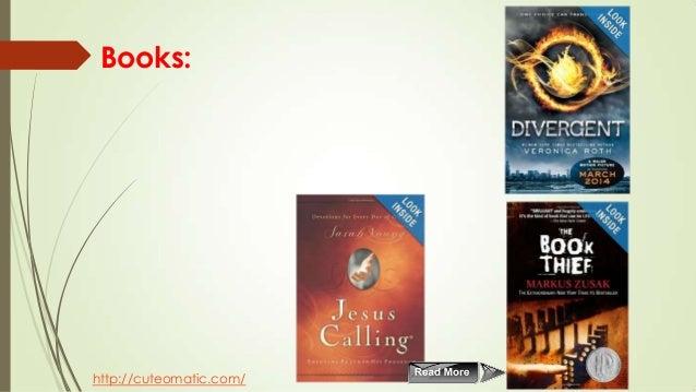 Books:  http://cuteomatic.com/