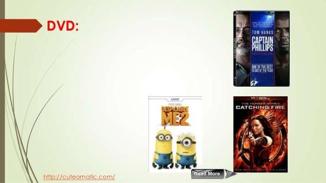 DVD:  http://cuteomatic.com/