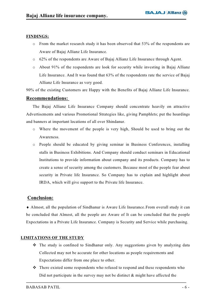 """questionnaire on customer perception towards life insurance Other results for customer perception towards life insurance pdf: a research on consumer perception about """"a research on consumer perception about life insurance policies"""" project report submitted in partial fulfilment of the requirements for the award of masters ."""