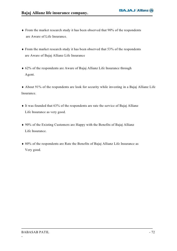 Bajaj Allianz | Public Disclosures | Annual Report