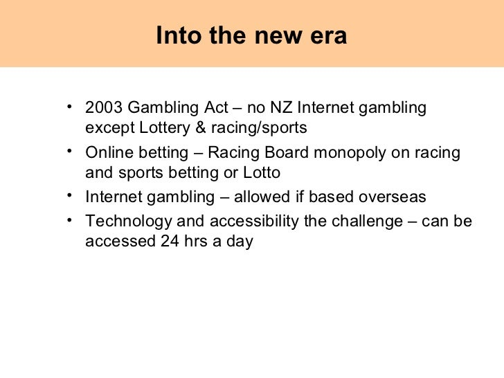 Problem/solution speech on gambling the hooters casino