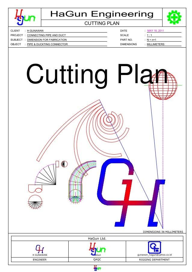 Cutting Plan a a