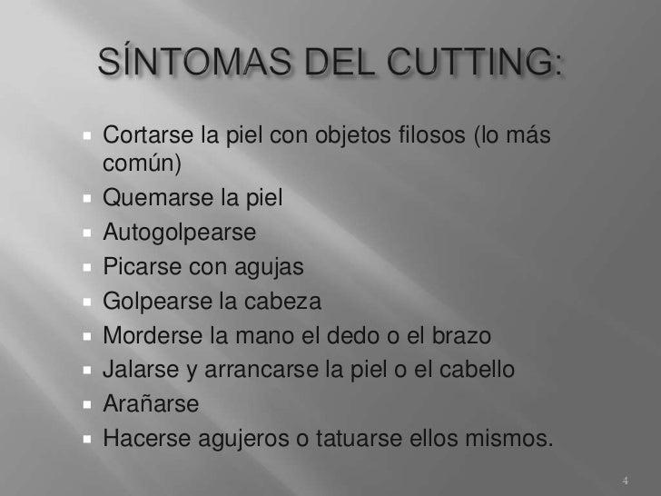 Resultado de imagen para Cutting: