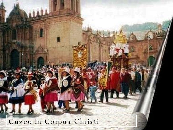 Cuzco In Corpus Christi