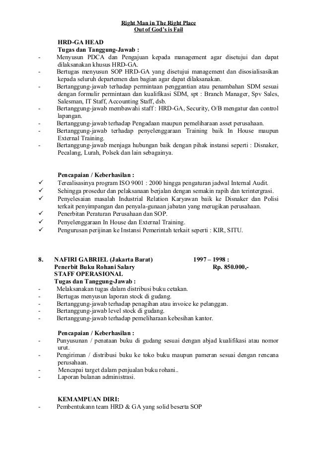 Contoh Surat Lamaran Kerja Sopir Bahasa Inggris