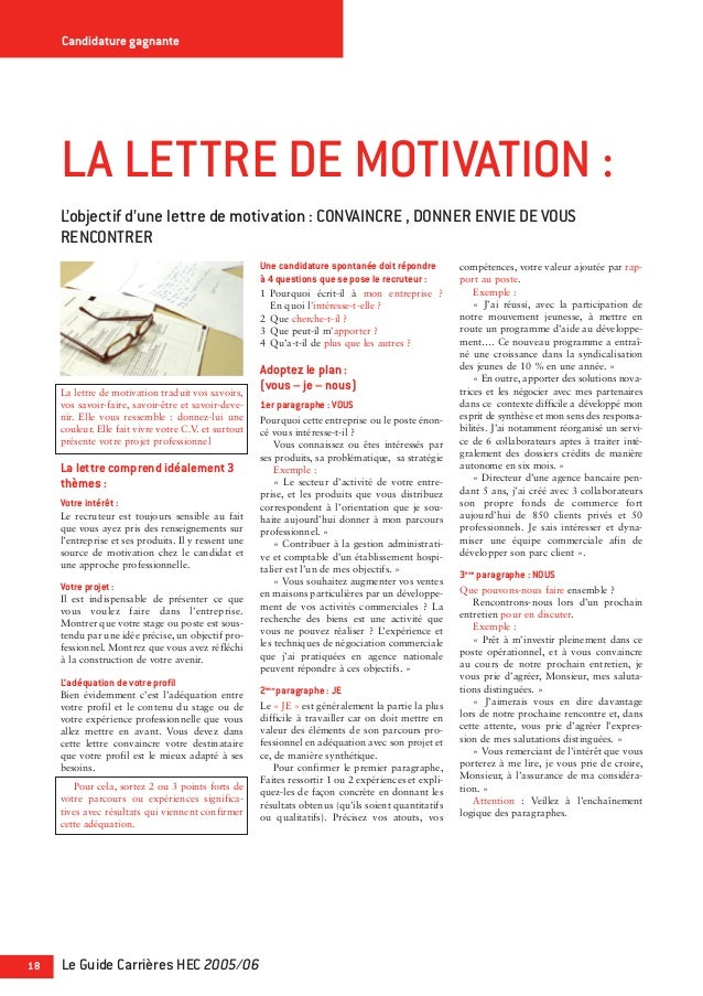 exemple lettre de motivation khagne