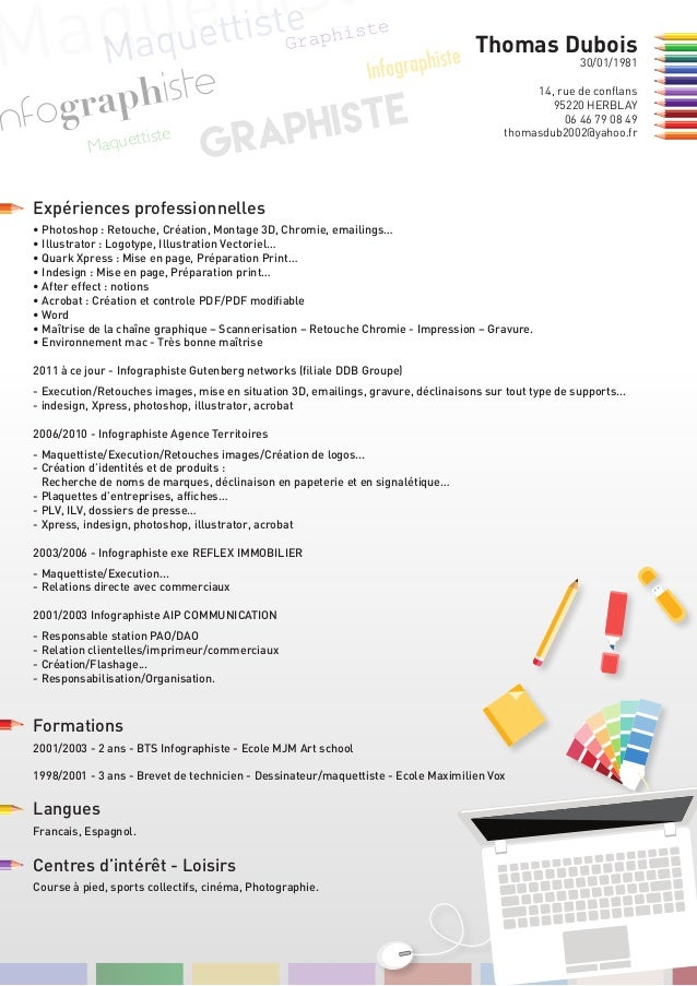 infographiste exe