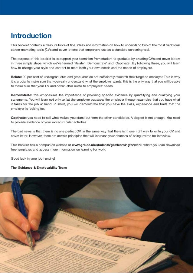 example marketing cover letter example of good