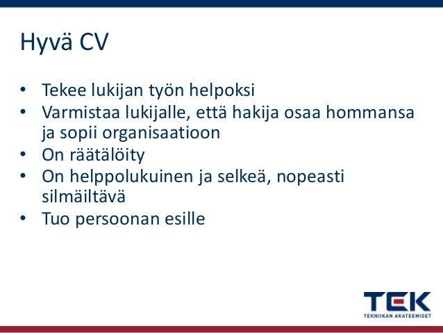 Cv:N Teko