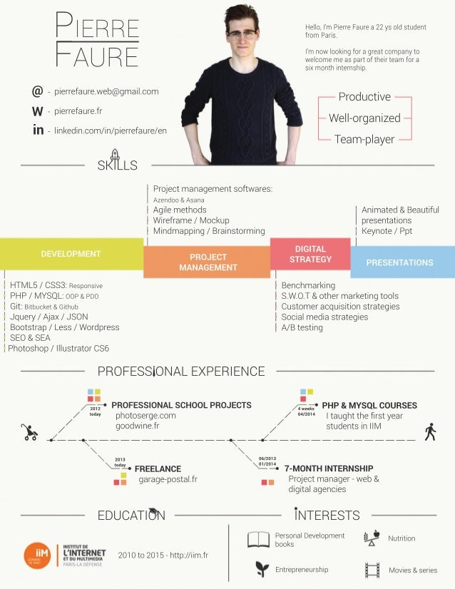 Beautiful Resume CV