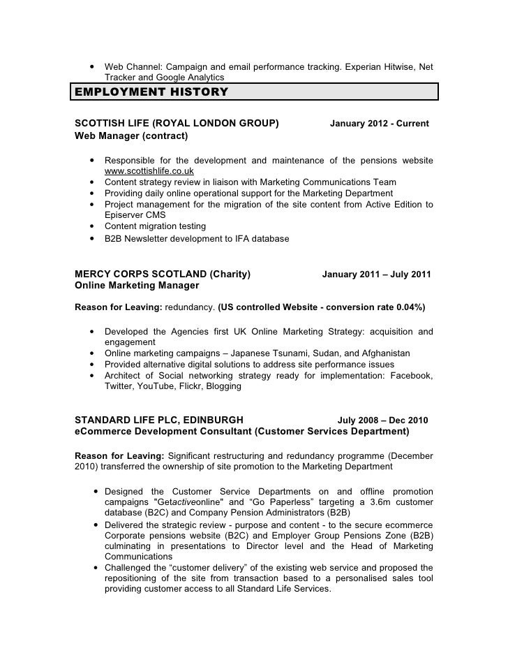 channel sales manager resume example. download senior contract ...