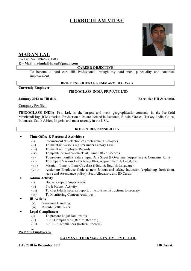 Ausgezeichnet Beispiel Lebenslauf Unternehmenssekretär Indien Fotos ...