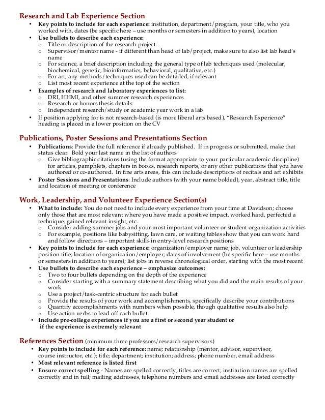 SlideShare  Correct Spelling Of Resume