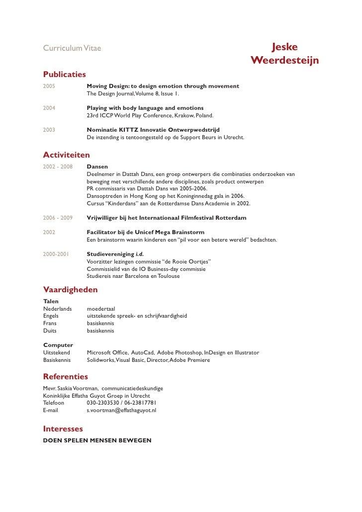 publicaties cv Publicaties Cv | hetmakershuis