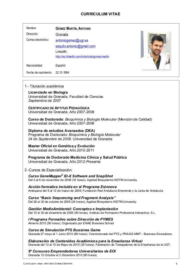 Modelos Curriculum Vitae Argentina 2013 Farmasi Unmul Ac Id