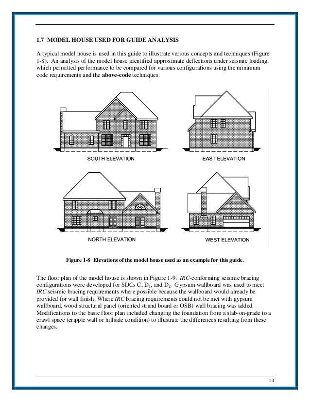 Cv502 Homebuilders Guide To Earthquake Resistant Design