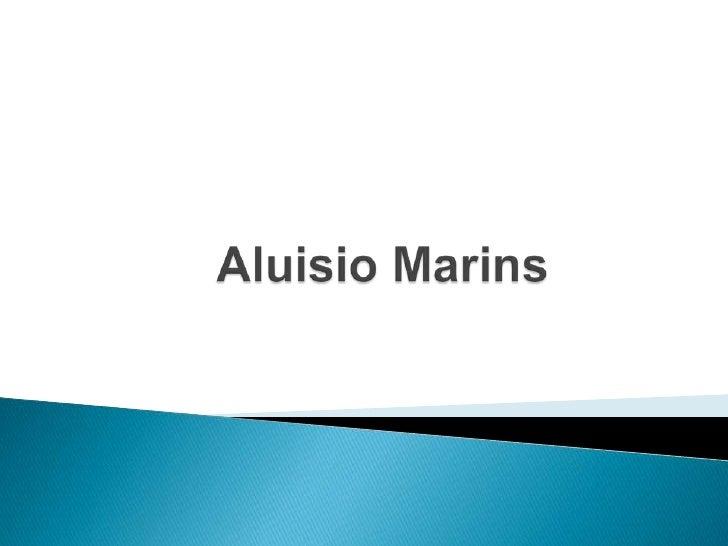 AluisioMarins<br />