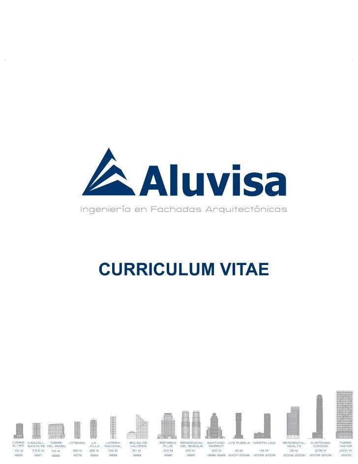 CV Aluvisa