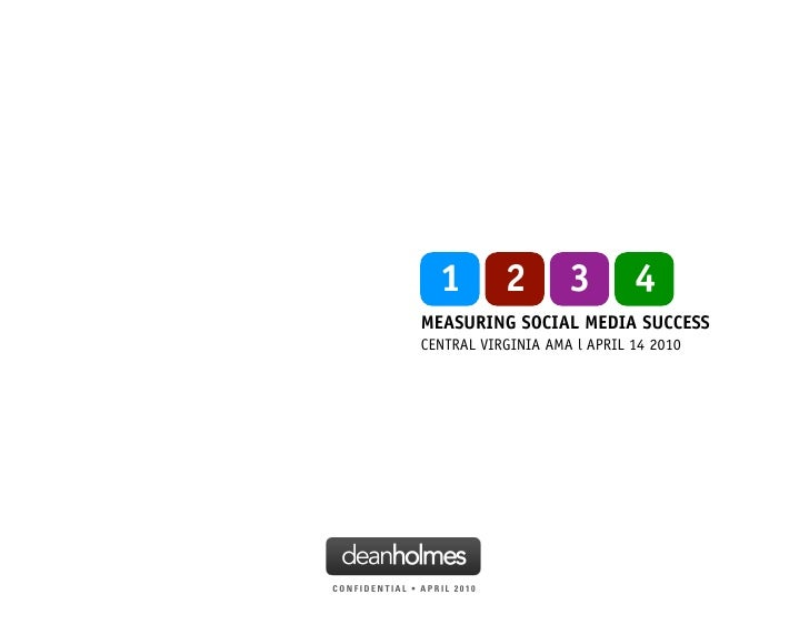 cv ama measuring social media success