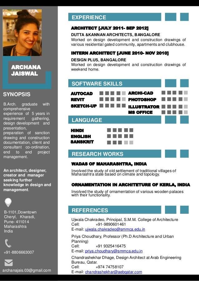 cv archana jaiswal