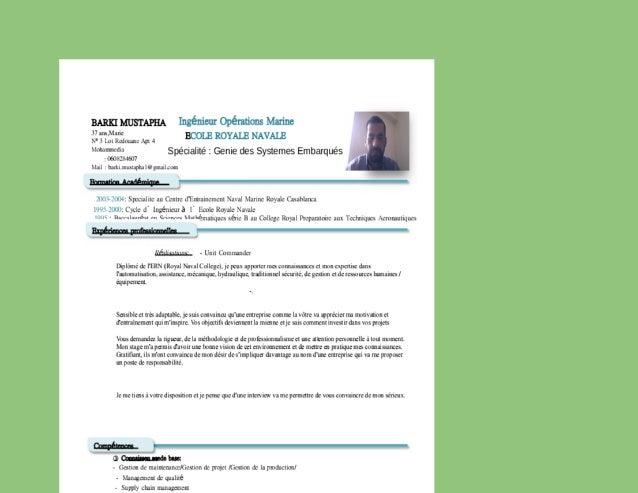 Cv Barki Mustapha.pdf Slide 2