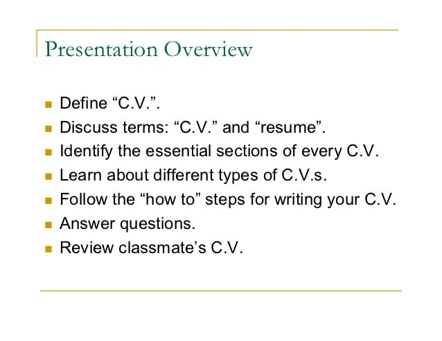 abbreviation for resume resume ideas