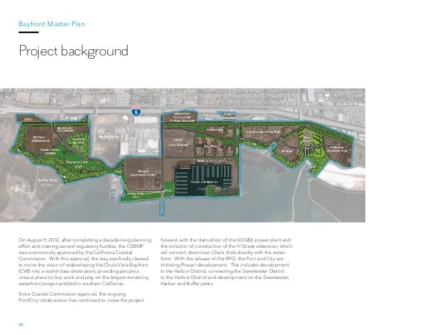 Chula Vista Bayfront Development Opportunity Marketing Brochure