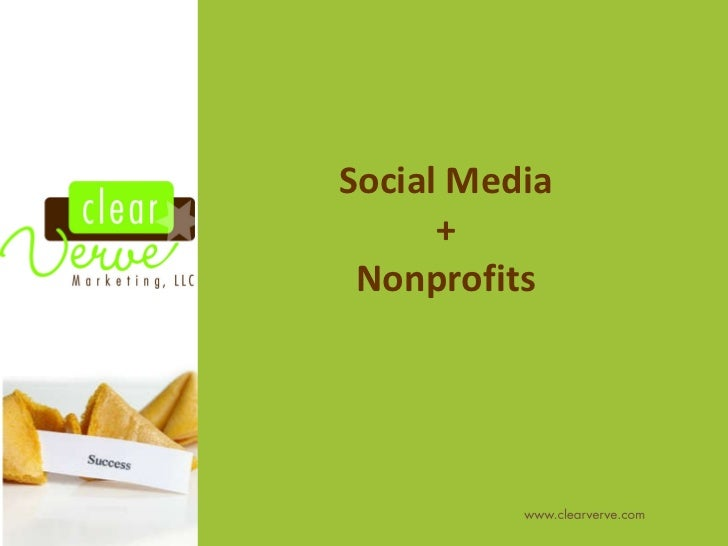 Social Media + Nonprofits