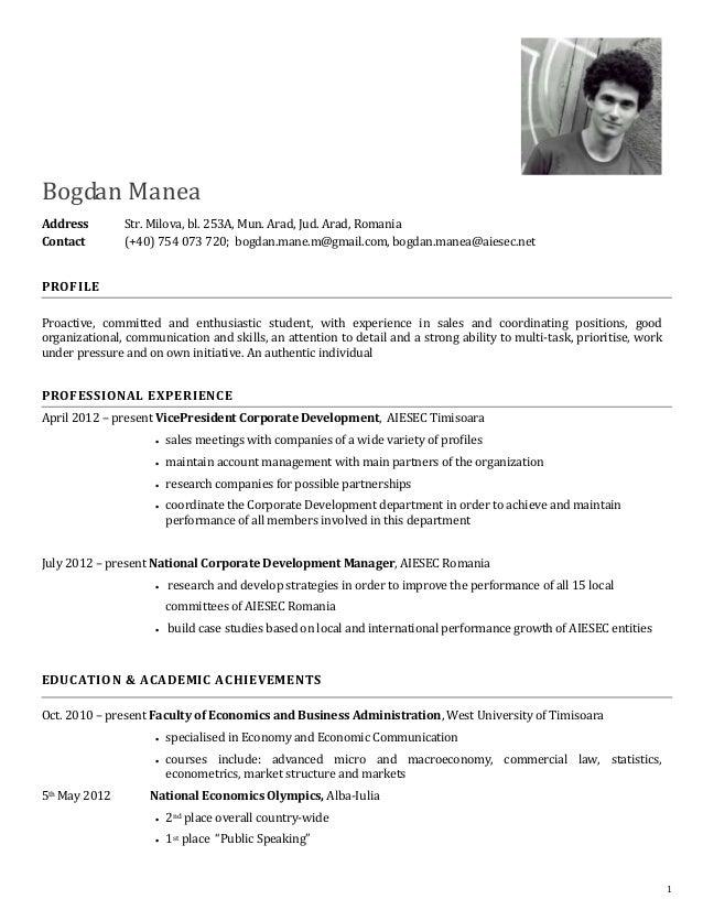 Bogdan ManeaAddress        Str. Milova, bl. 253A, Mun. Arad, Jud. Arad, RomaniaContact        (+40) 754 073 720; bogdan.ma...