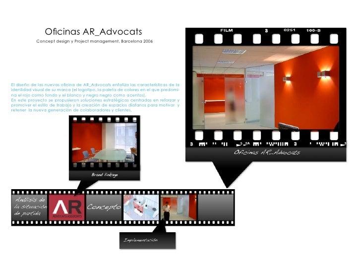 Aer cv book bs2010 for Booking barcelona oficinas
