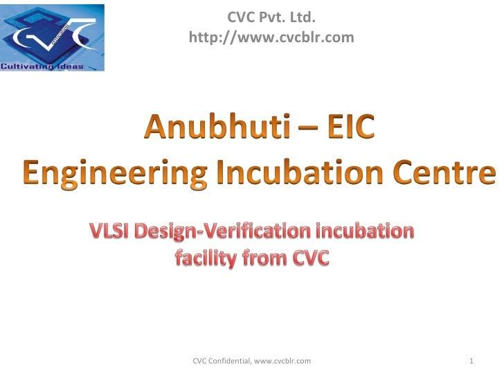 CVC Confidential, www.cvcblr.com