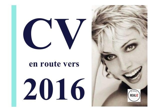 CVen route vers 2016