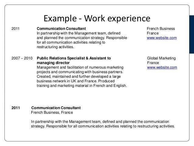 Communications Consultant Cover Letter - afterelevenblog.com -