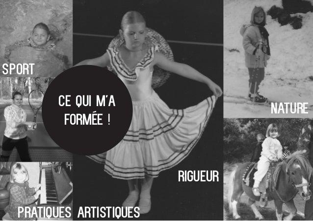 CV créatif - Emmanuelle Coutton Slide 3