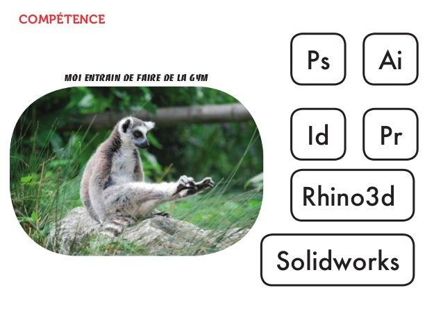 Rhino3d  Solidworks  Compétence  Ps Ai  Id Pr  Moi entrain de faire de la gym