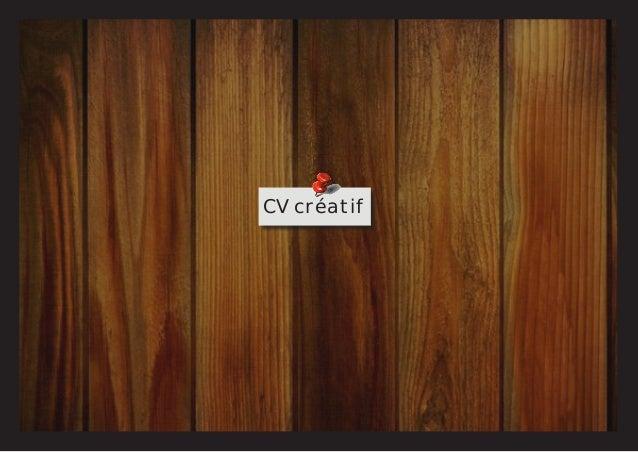 CV créatif