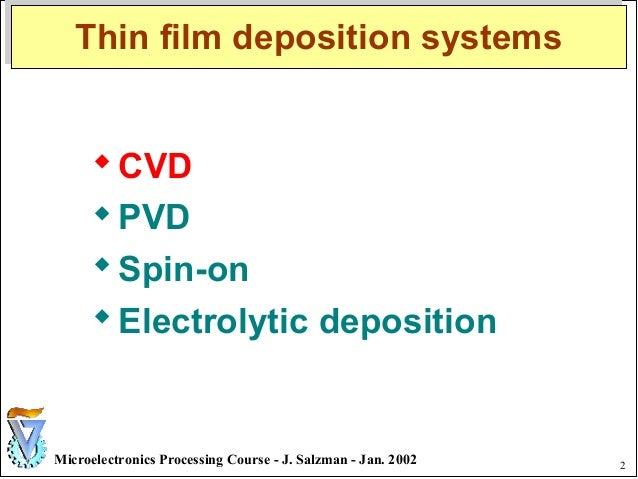 Cvd Slide 2
