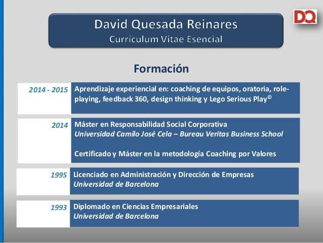 < Formación 2014 Máster en Responsabilidad Social Corporativa Universidad Camilo José Cela – Bureau Veritas Business Schoo...