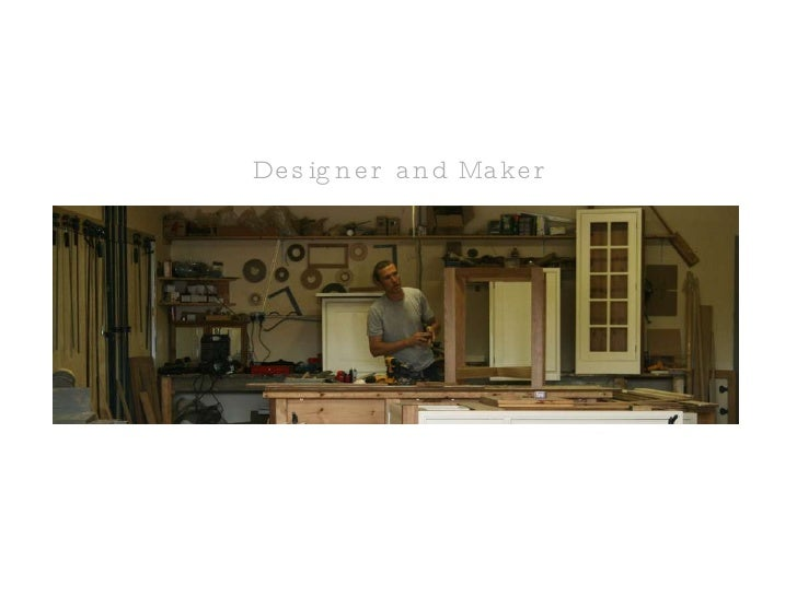 Christian Vigurs Designs Custom Solid Wood Kitchens and Furniture Slide 3