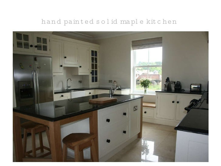 Christian vigurs designs custom solid wood kitchens and for Solid wood kitchen designs