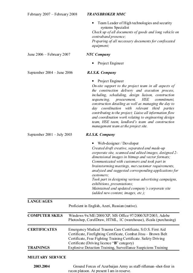 Doctors Resume Format] Doctor Resume Template 16 Free Word Excel Pdf ...