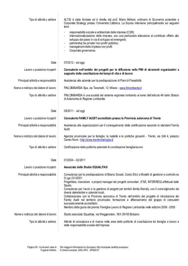 curriculum anticronologico svizzera curriculum vitae minorenni curriculum vitae 2018