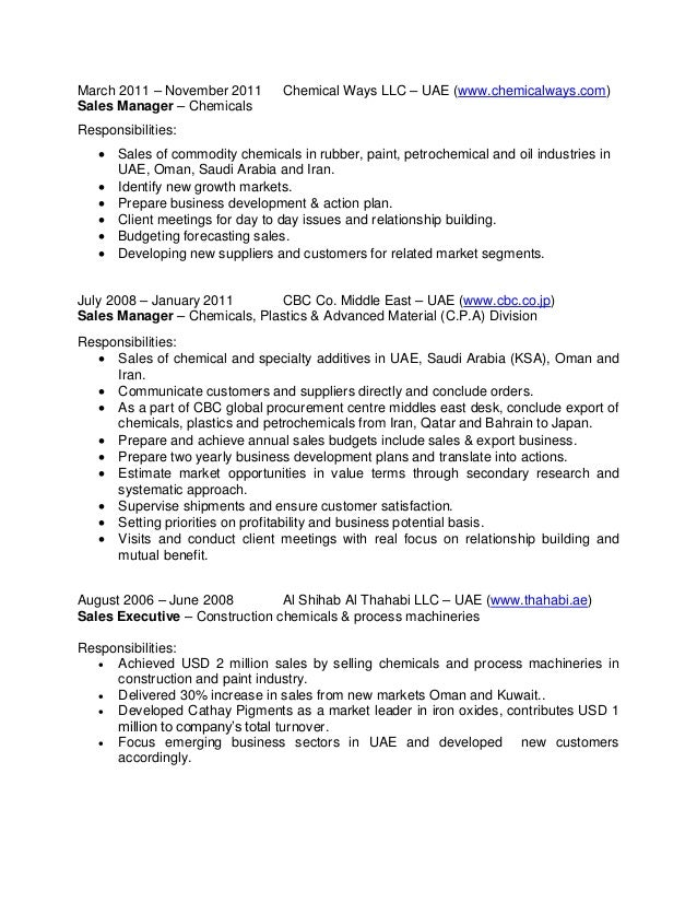 chemical sales executive resume thesiscompleted web fc2