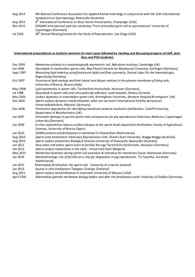 Erfreut Lebenslauf Postdoc Stipendiat Galerie - Entry Level Resume ...