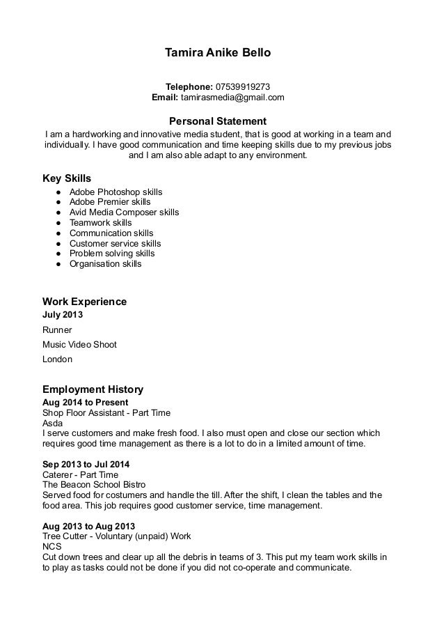 put my cv online - Ecza.solinf.co