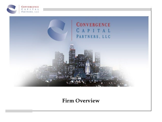 Impact Resource Management           Bliss        Firm Overview