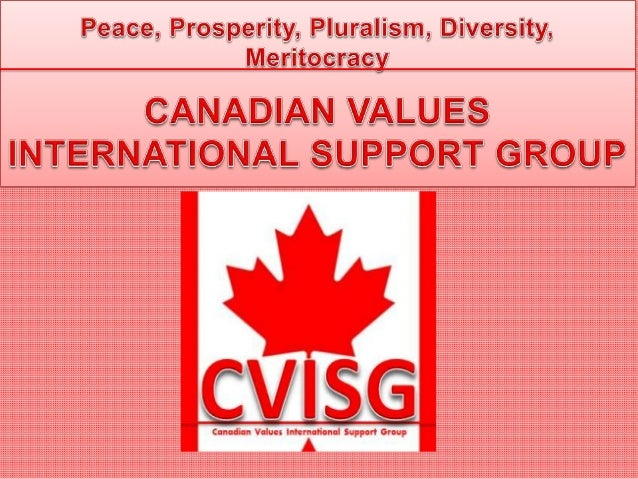 Canada has been much successful in creating a harmonious society of diverse communities and became the role model for the ...