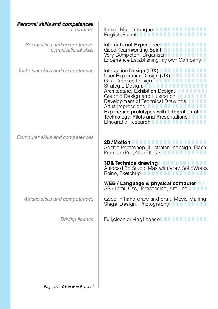 How to Write a Competency-Based Resume