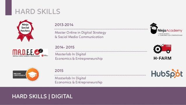 Master Online in Digital Strategy & Social Media Communication Masterlab In Digital Economics & Entrepreneurship 2013-2014...