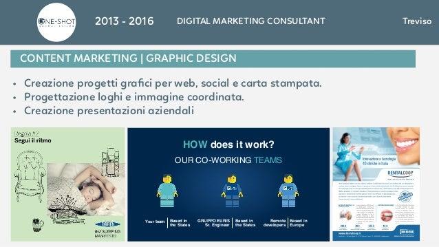 • Creazione progetti grafici per web, social e carta stampata. • Progettazione loghi e immagine coordinata. • Creazione pre...